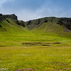 South Iceland Hillsides and Field