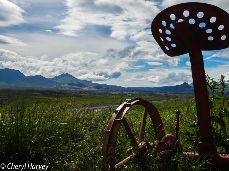 Snæfellsnes Peninsula: Toward the Mountains