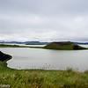 Lake Myvatn's Skútustaðagígar Pseudocraters