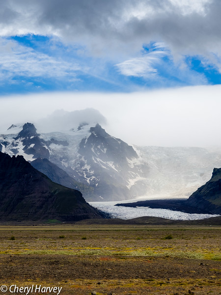 Skeiðarárjökull Glacier