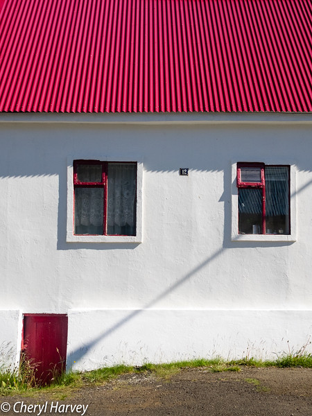 Red Roof, Seydisfjordur