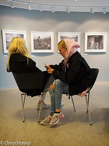 At the Exhibition
