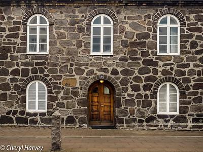 Reykjavik Stone House
