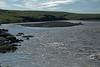 Up the Brunná (river) along the Öxarfjörður (valley) - Northeastern region of Iceland.