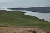 Mouth of the Jökulsá Brú (river) - flowing into the Héraðsflói (bay) - Eastern region of Icealand.