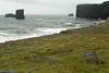 Dyrhólaey (Door Hill Island) promontory - out to the Lundadrangur, Háldrangur, Soðulsker and Mávadrangur (from l to r).