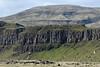 Seljalandshraun (lava field) - Núpafjall (mountain) - Bakkafjall (mountain) - Katla UNESCO Global Geopark.