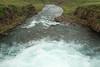Down the Dalsá (river) - flowing northward towards the Vopnafjörður (fjord) - Eastern region of Iceland.
