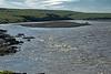 Brunná (river) along the Öxarfjörður (valley) - Northeastern region of Iceland.