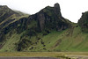 Drangshlíðharfjall (mountain), its southwestern area - located in the southeastern area of the Eyjafjallajokull (volcano) - Southern region of Iceland.