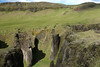 From the slopes and ridges along the Fjaðrárgljúfur (gorge) - up to the Þorgrímsheiði (heath) area.
