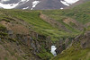 Karlsá (river) - up to the eastern slope of the Litlihnjukúr - located above the northwestern slope of the Eyjafjörður - Northeastern region of Iceland.