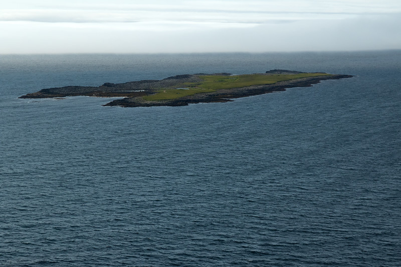 Andey (island) - situated at the mouth into the Fáskrúdsfjörður (fjord).