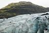 Sólheimajökull (glacier) - Katla Volcano.