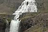 Strompgljúfrafoss (Strompur) crest - Hæstahjallafoss crest - Dynjandi Falls.