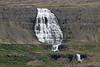 Dynjandi Falls - down to Hæstahjallafoss and Strompgljúfrafoss (Strompur).