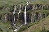 Falls along the Buðará (river) - along the lower western slope of the Strandartindur (peak) - Eastern region of Iceland.