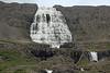 Göngumannafoss - Strompgljúfrafoss (Strompur) - Hæstahjallafoss - Dynjandi Falls.