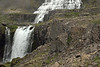 Strompgljúfrafoss (Strompur) - up to Hæstahjallafoss - then the lower Dynjandi Falls.
