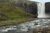 Up the Fjarðará (Fjord River) to Gufufoss.
