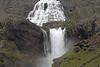 Strompgljúfrafoss (Strompur) falls - beyond to Dynjandi Falls.