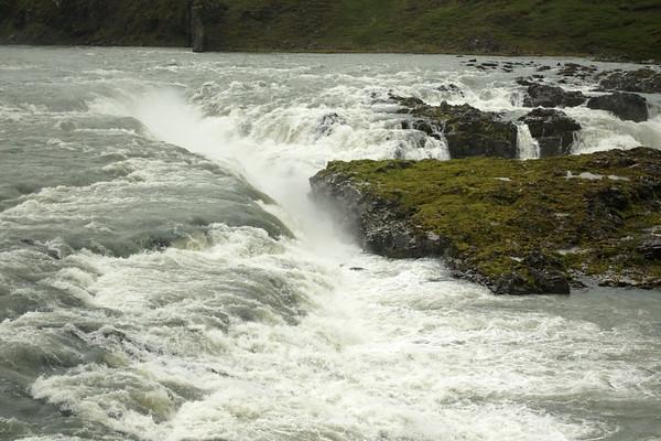 Urriðafoss (Sea Trout Falls) - sourced by the Þjórsá (river) - Southern region of Iceland.