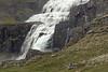 Hæstahjallafoss - then the lower Dynjandi Falls.