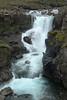 Sveinsstekksfoss (falls) - sourced by the Fossá (river).