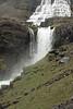 Strompgljúfrafoss (Strompur) - up to a glimpse of the Hæstahjallafoss - then the lower Dynjandi Falls.