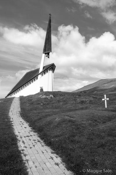 Mosfell church