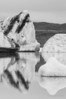 Fjallsjokull glacial lake