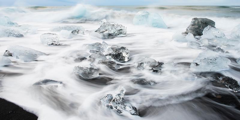 Swirling Ice