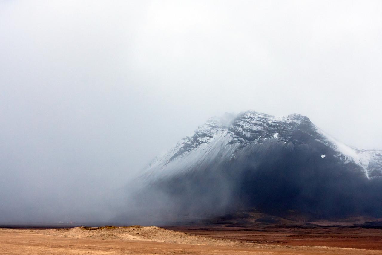 Entering Snæfellsnes