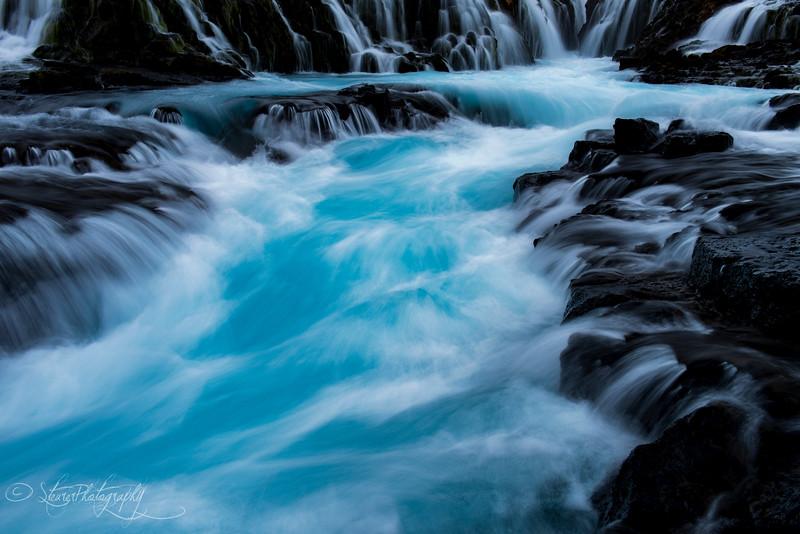 Bruarfoss III - Iceland 2016