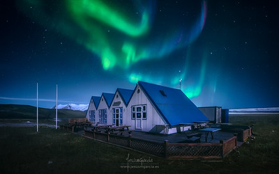 Blue Roofs - ICELAND