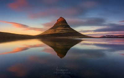 Kirkjufell Wonderfull Colors