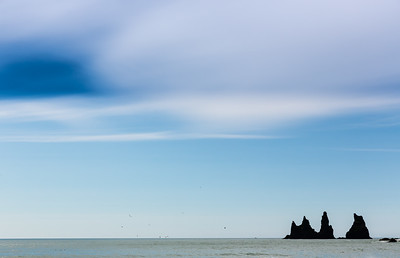 Sea Stacks | Vik, Iceland