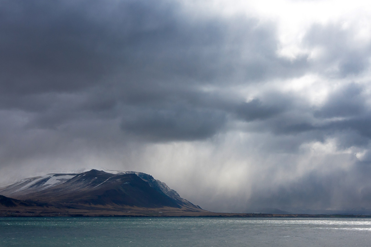 Leaving Snæfellsnes
