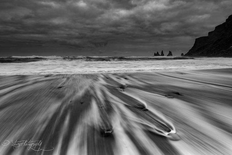 Vik storm - Iceland 2016