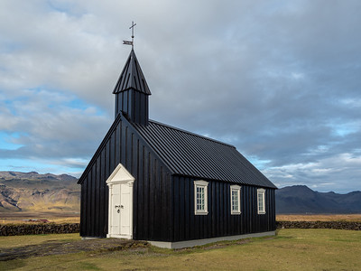 THE LITTLE BLACK CHURCH