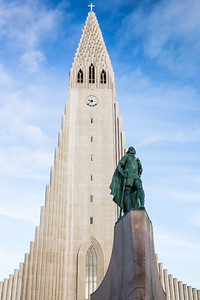 Hallgrímskirkja |  Reykjavík, Iceland