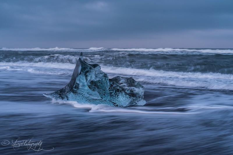 Ice Beach I - Iceland 2016