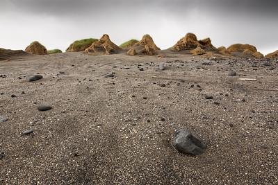 Sand Dunes | Sandvik, Iceland