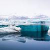 Glacier lagoon / Jökulsárlón, Iceland
