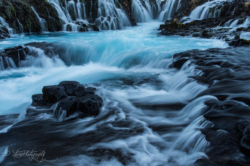 Bruarfoss II - Iceland 2016