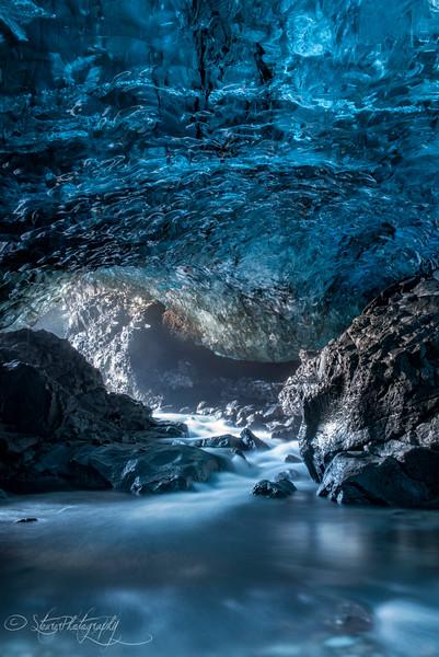 Below Vatnajokull Glacier III  - Iceland 2016