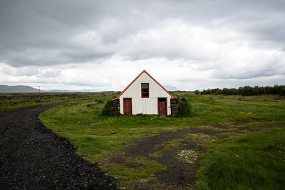 Barn | Skarð, Iceland