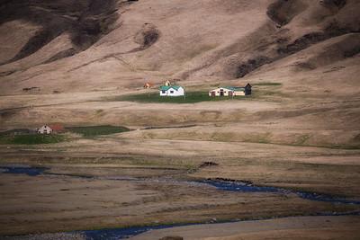 Icelandic homes