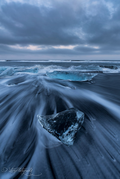 Ice Beach IV - Iceland 2016