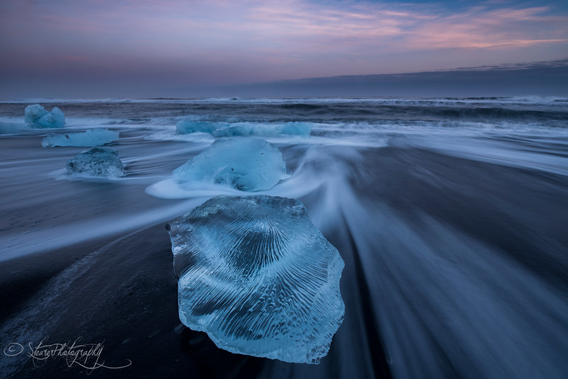 Ice Beach II - Iceland 2016